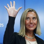 Federica Mogherini's Foreign Policy Wins Parliament Over