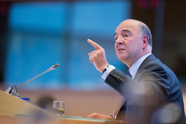 Moscovici risponde alle domande degli eurodeputati