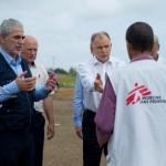 Ebola, la Commissione loda il lavoro dei Medici Senza Frontiere: