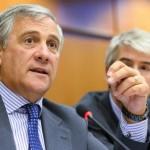 Tajani rinuncia all'indennità transitoria da commissario, 468mila euro