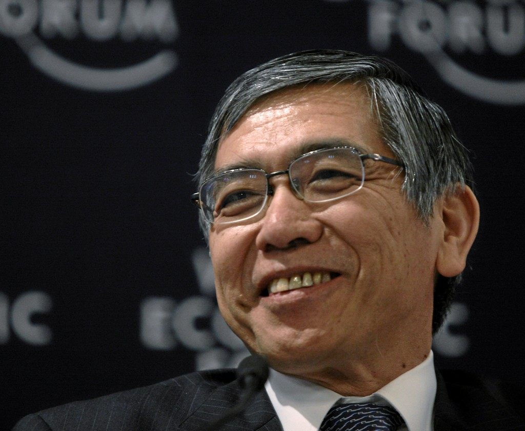 Financial Risk Management 2.0?: Haruhiko Kuroda