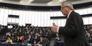 Juncker spara
