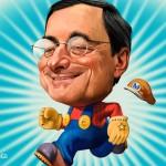 Draghi apre al quantitative easing. Ma basterà a risollevare le sorti dell'eurozona?
