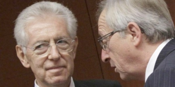 Monti e Juncker