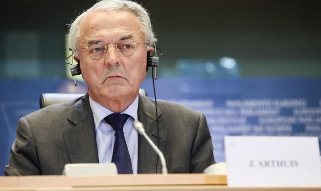 Jean Arthuis (Alde), presidente della commissione Bilancio del Parlamento europeo