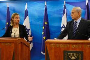 Mogherini Netanyahu