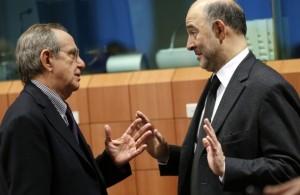 Padoan Moscovici flessibilità bruxelles