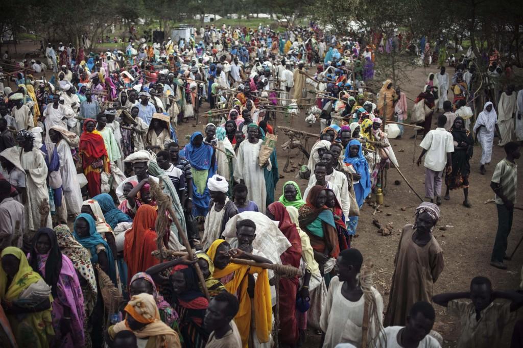 Rifugiati in Sud Sudan - foto UNHCR