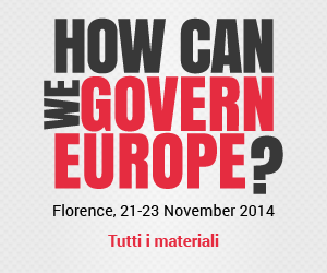 How Can We Govern Europe Banner