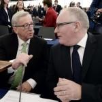 Timmermans candidato unico dei socialisti europei per la presidenza della Commissione