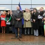 """Charlie Hebdo, il Parlamento Ue si ferma: """"Non cederemo sui nostri valori"""""""