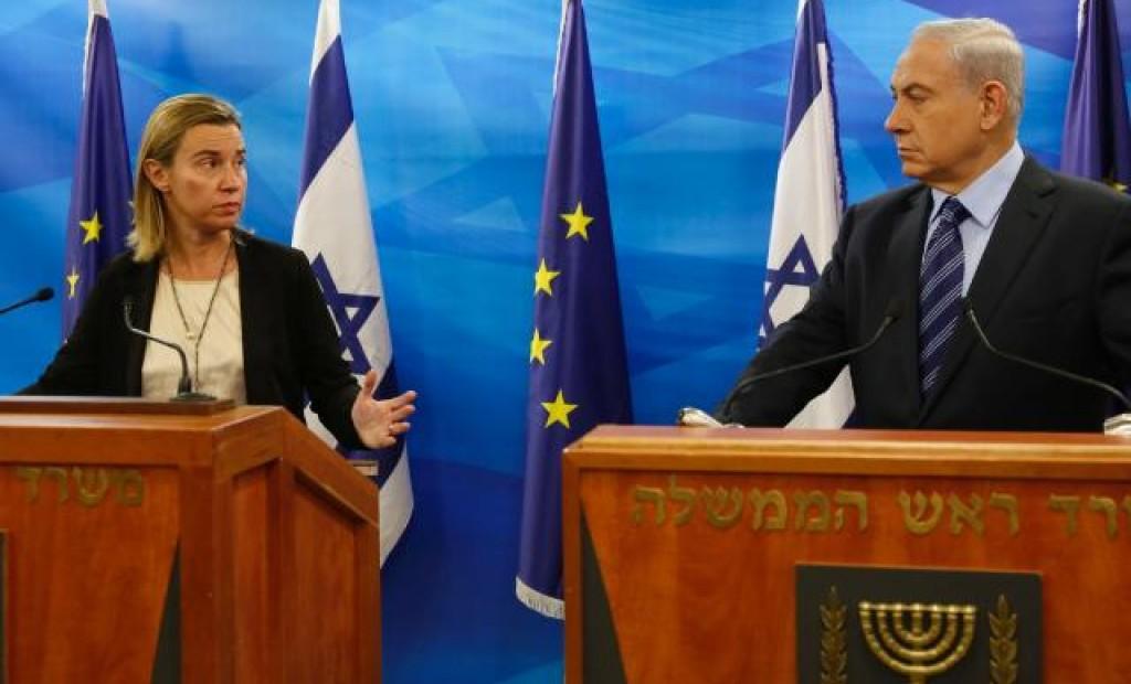 Mogherini e Netanyahu