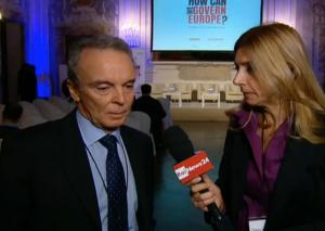 Ferdinando Nelli Feroci presidente dello Iai