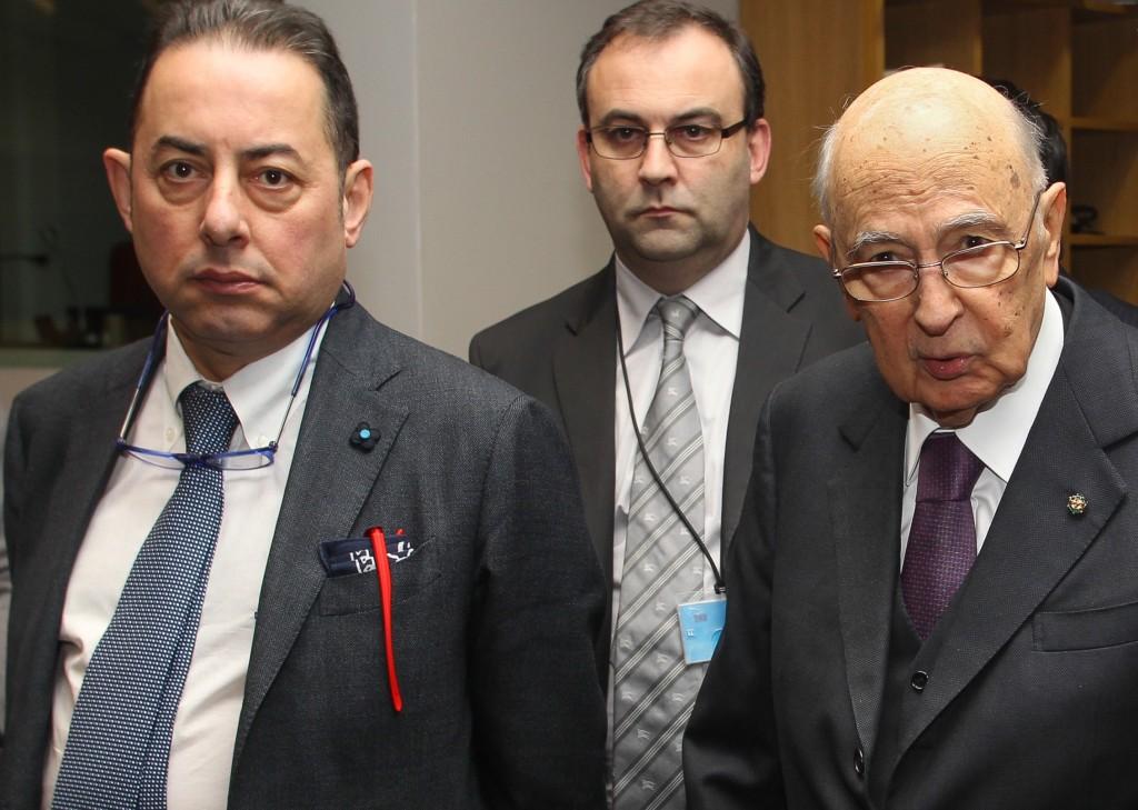 Pittella e Napolitano
