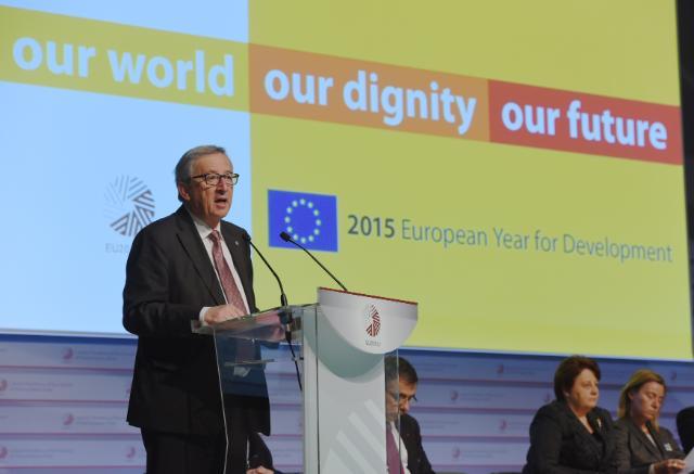 anno europeo dello sviluppo