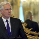 L'ex commissario Barnier nominato consigliere per politica Ue di sicurezza e difesa