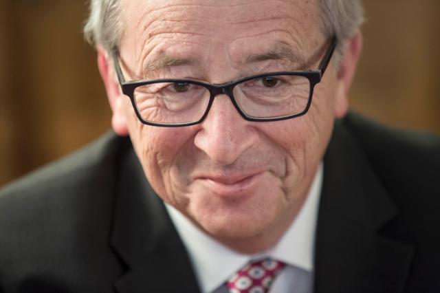 Juncker ride