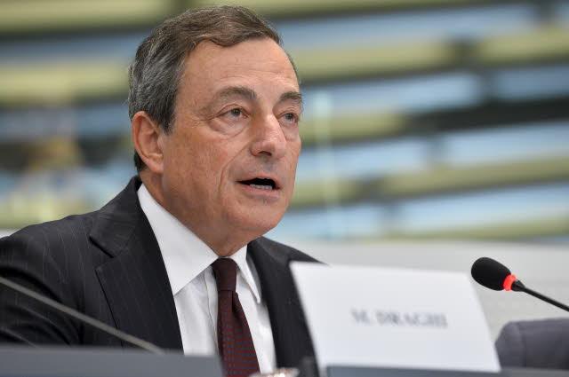 Mario Draghi, inflazione, bce