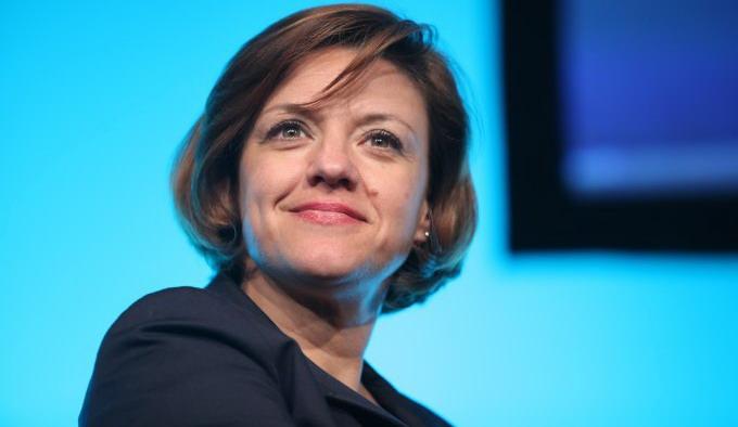 Monica Frassoni, co-presidente del Partito Verde Europeo