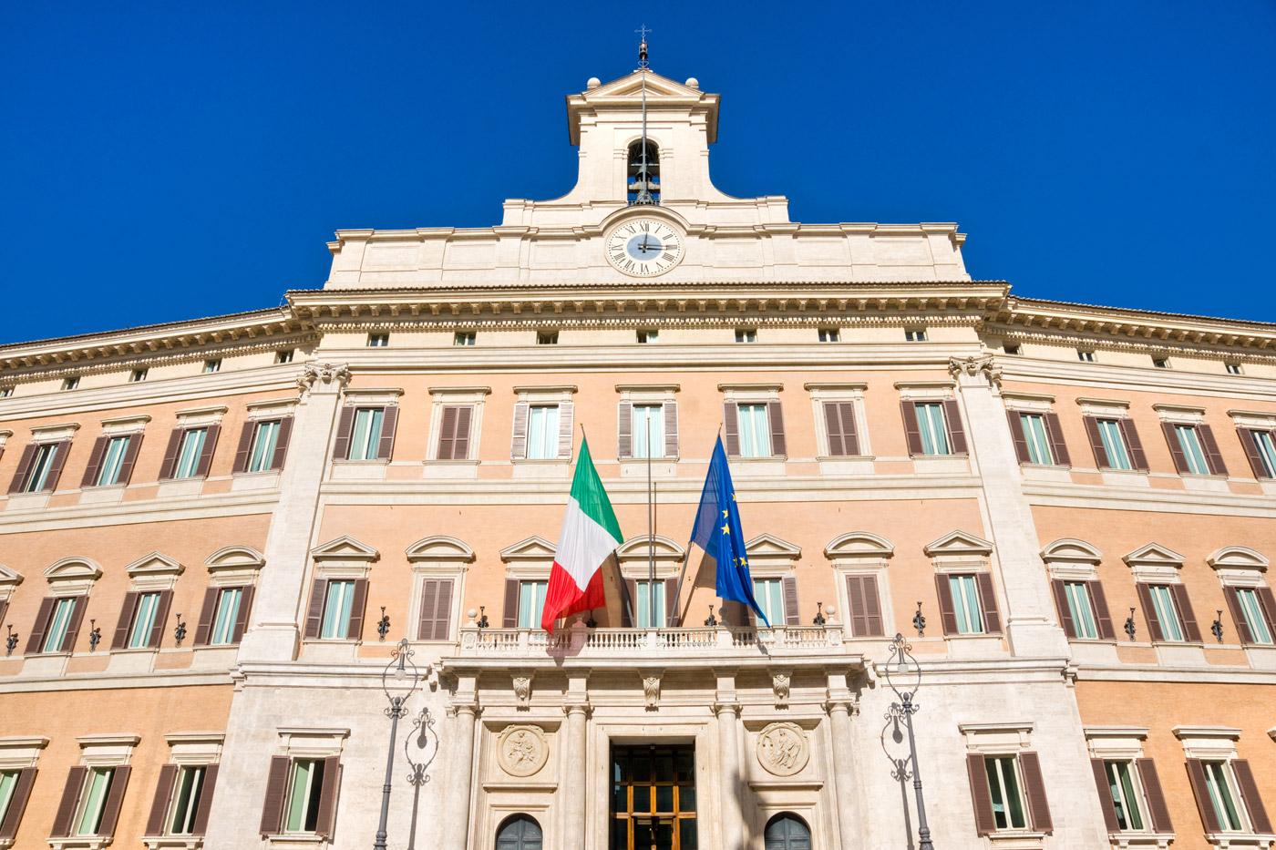 Piano junker a montecitorio parte un 39 indagine conoscitiva for Palazzo della camera dei deputati