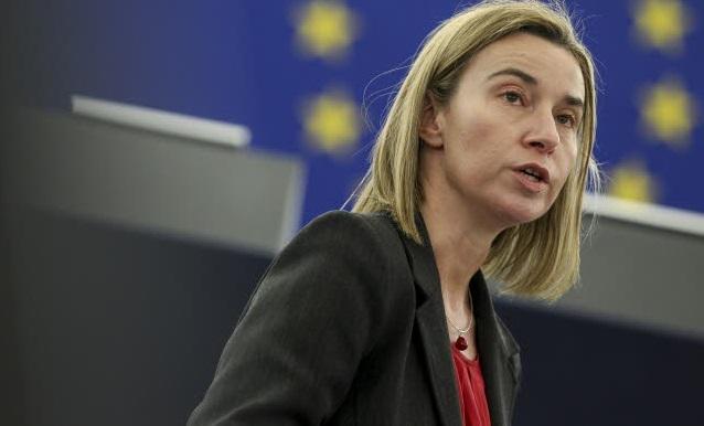 Fedrica Mogherini