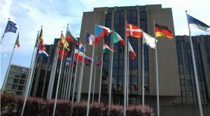 La sede della Corte dei Conti europea, a Lussemburgo
