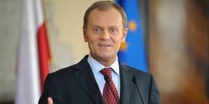 Il presidente del Consiglio europeo, Donald Tusk