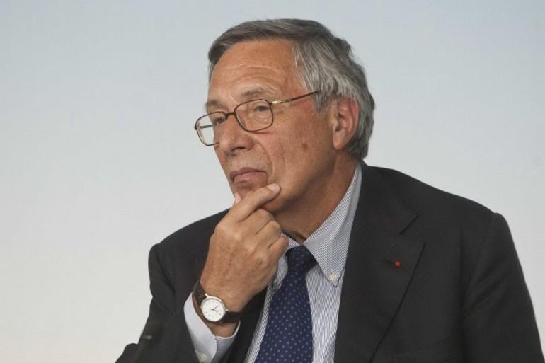 Il presidente di Cassa Depositi e Prestiti, Franco Bassanini