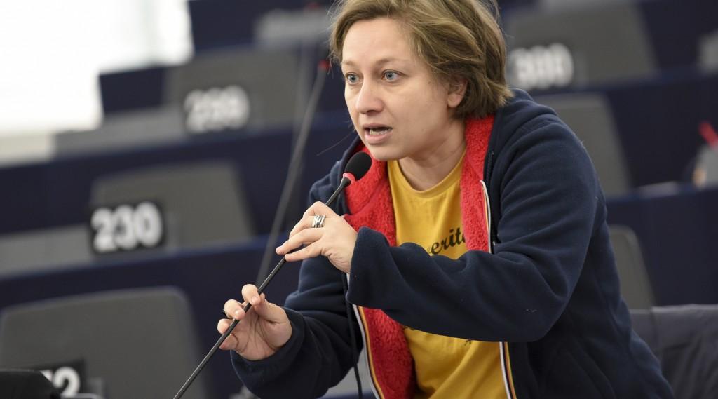 Eleonora Forenza - foto Parlamento Ue
