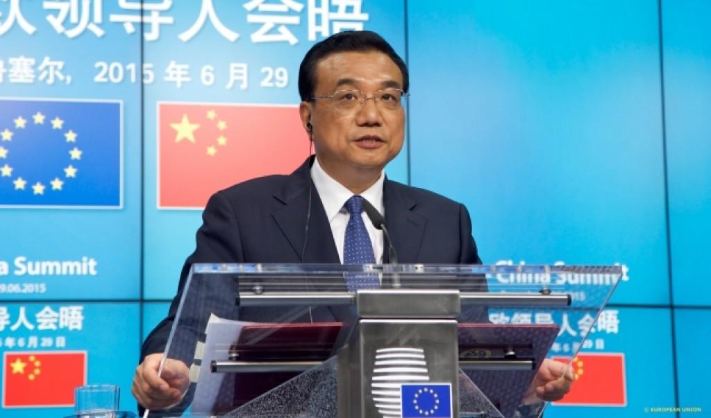 Cina premier Keqiang