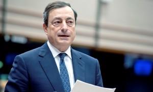 MArio Draghi, parlamento europeo, ripresa, bce, investimenti