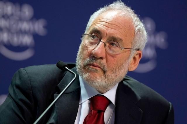 Il premio Nober per l'Economia Joseph Stiglitz