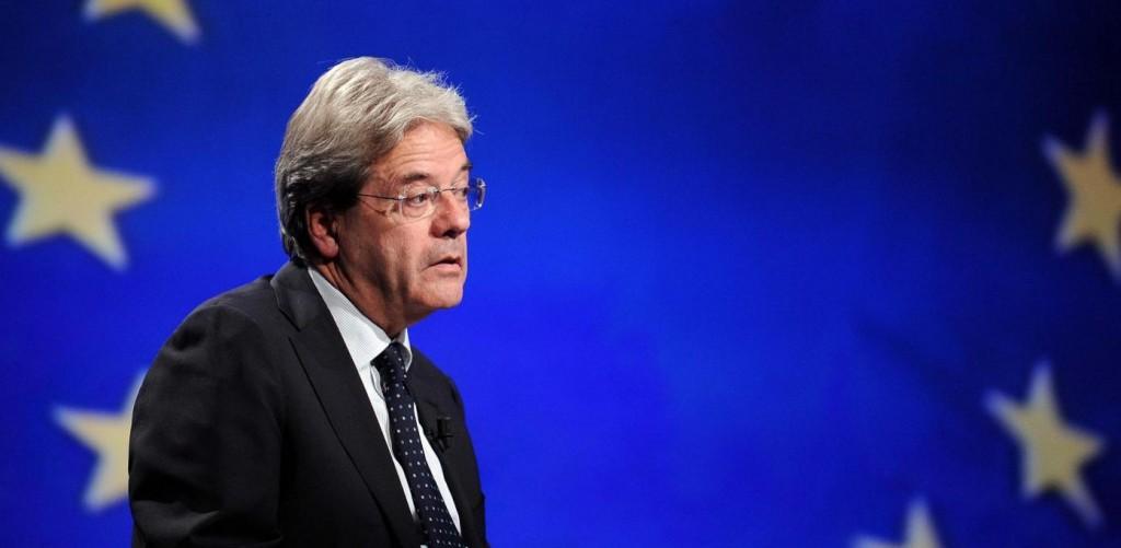 Il ministro degli Esteri, Paolo Gentiloni.