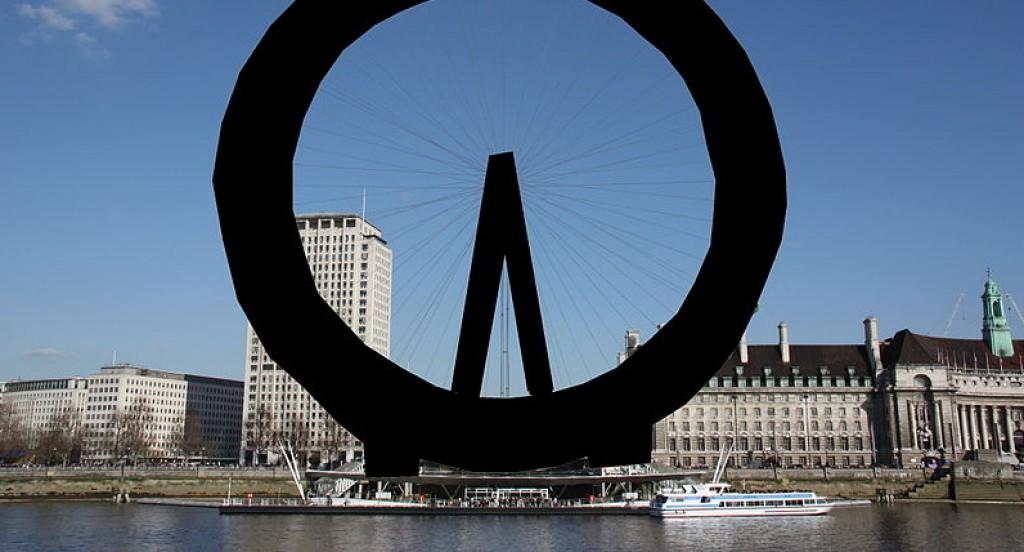 Una delle immagini prodotte da Wikipedia per protestare contro le limitazioni al diritto di panorama