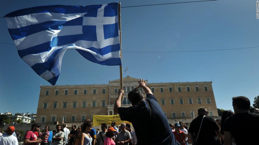 Grecia parlamento