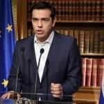 Tsipras va in tv e annuncia le sue dimissioni: