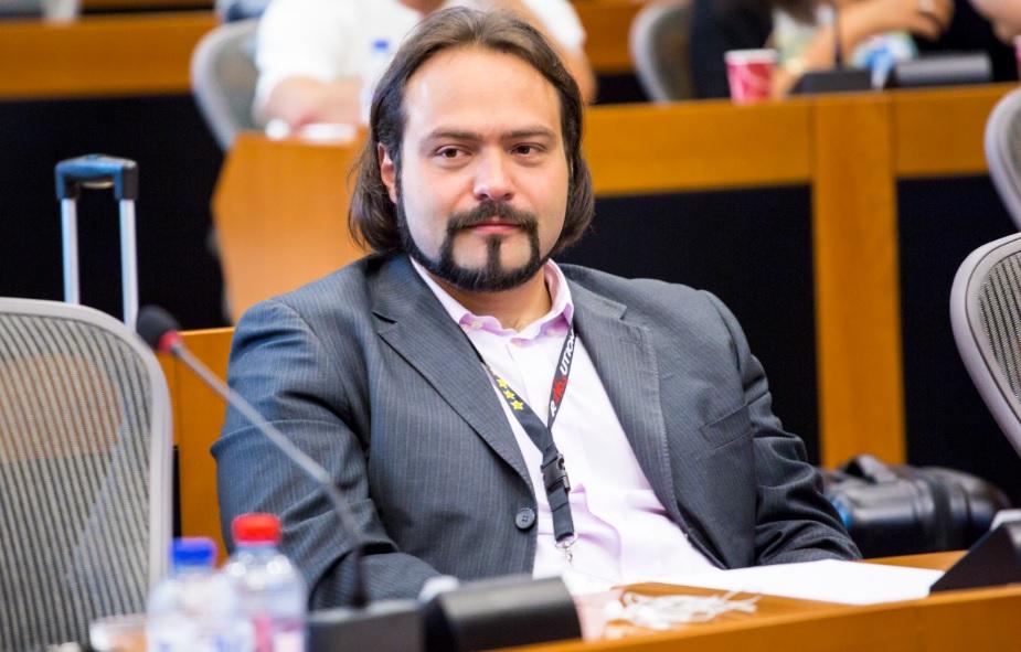 Fabio Massimo Castaldo - foto Parlamento Ue