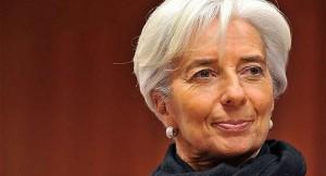 Christine Lafarde, l'attuale direttrice del Fondo monetario internazionale