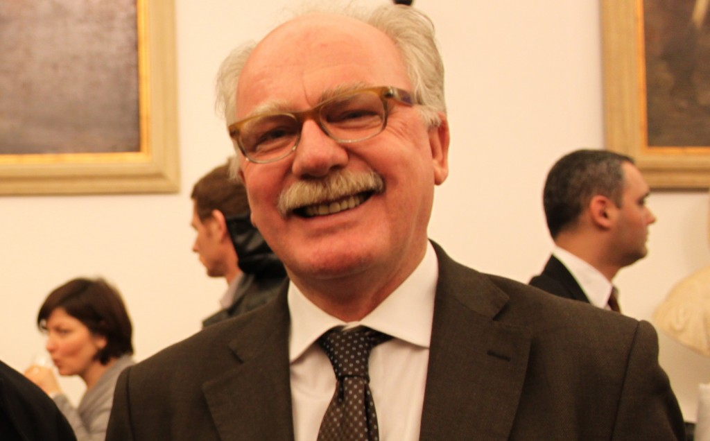 Lucio Battistotti - foto Commissione europea