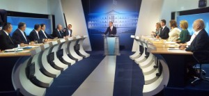 Dibattito Ert Tsipras