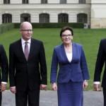 Il fronte Ue anti-accoglienza si compatta: quote inaccettabili