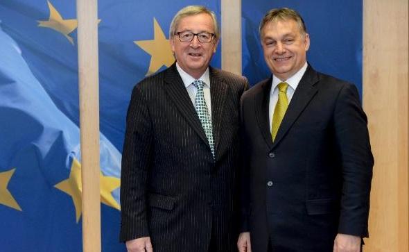 Juncker Orban