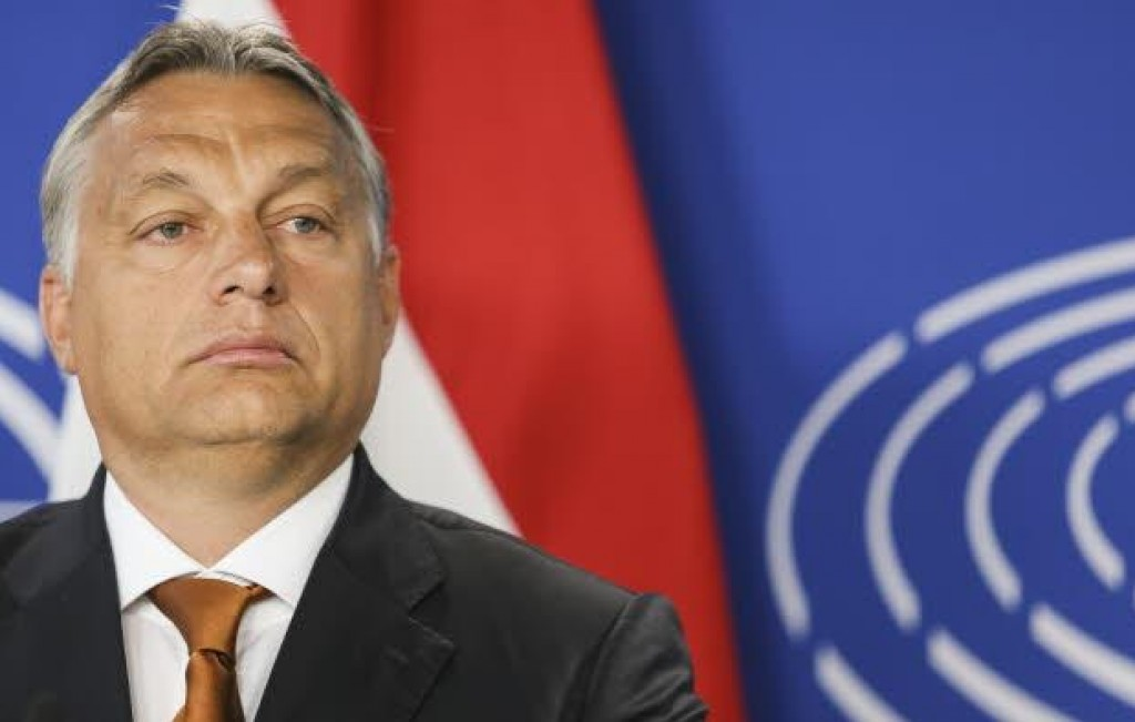Victor Orban, primo ministro ungherese