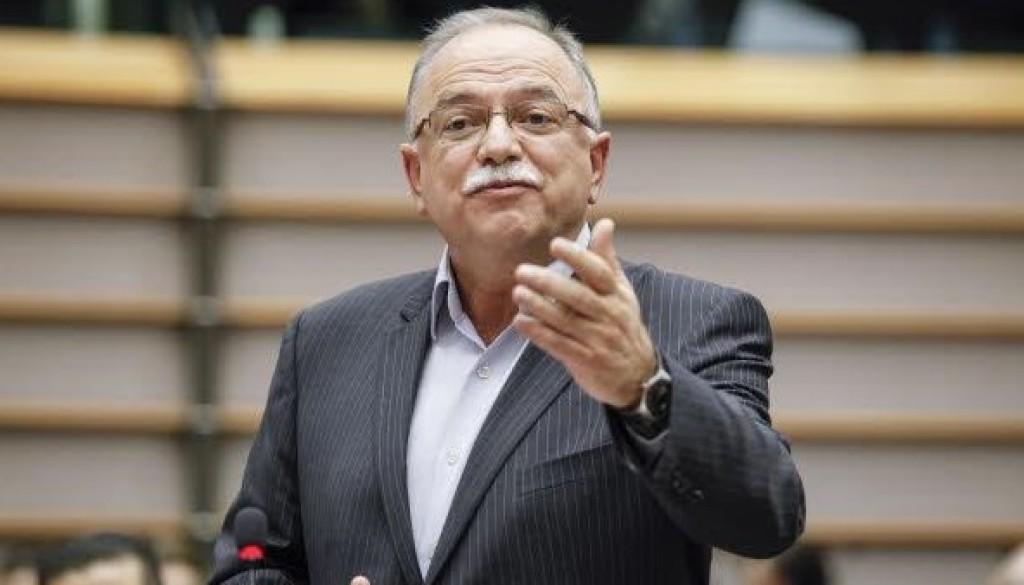 Dimitrios Papadimoulis - © European Union 2015 - EP