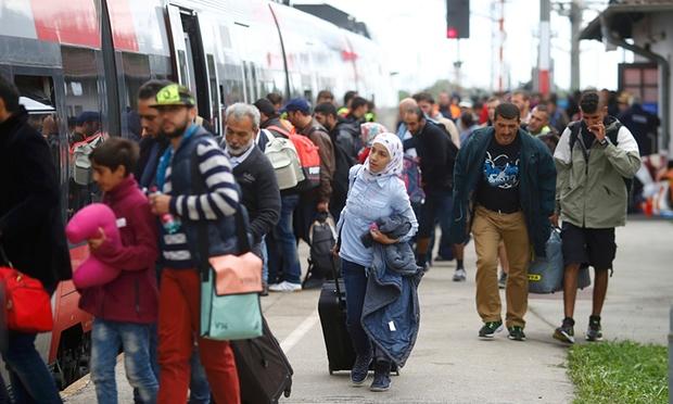 Rifugiati austria