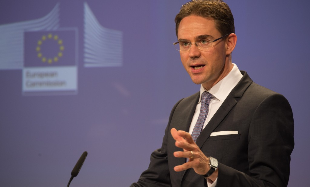 Il commissario per la Crescita e gli investimenti, il finlandese Jyrki Katainen