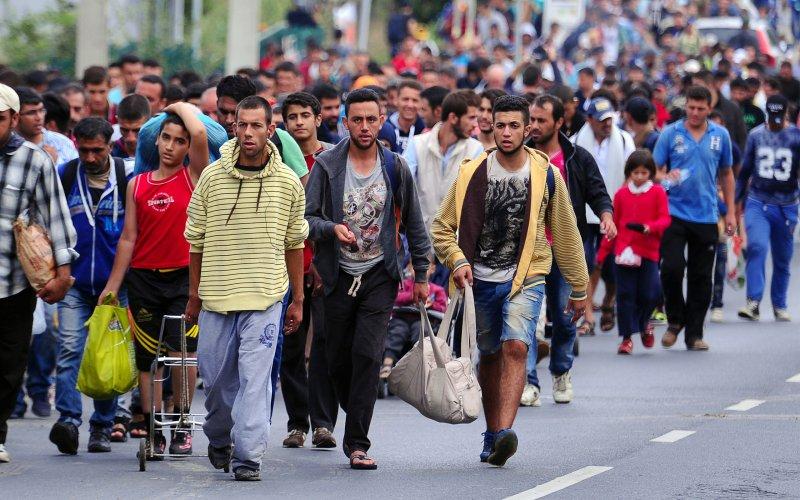 rifugiati Ungheria
