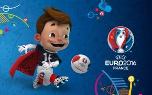 Super Victor, la mascotte del Campionato di calcio Euro 2016 che si terrà in Francia (Fonte: uefa.com)