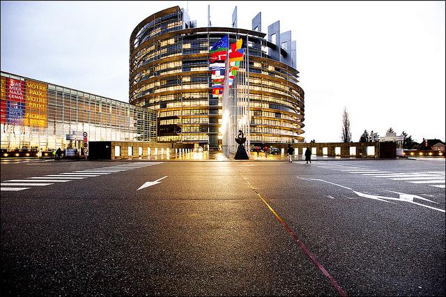 Risultati immagini per STRASBURGO SEDE DEL PARLAMENTO EUROPEO IMMAGINE