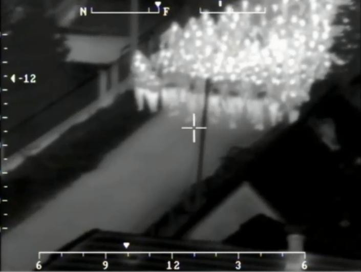 Video Polizia Slovena